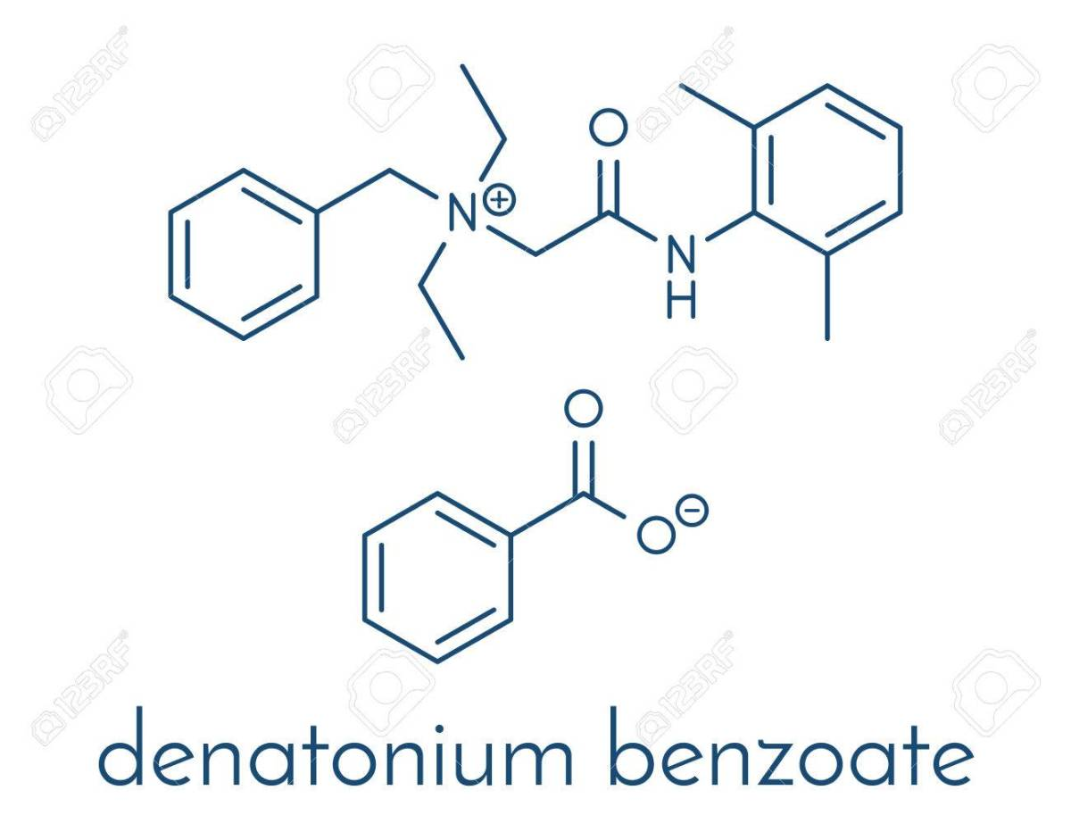 Denatonium - The most bitter chemical
